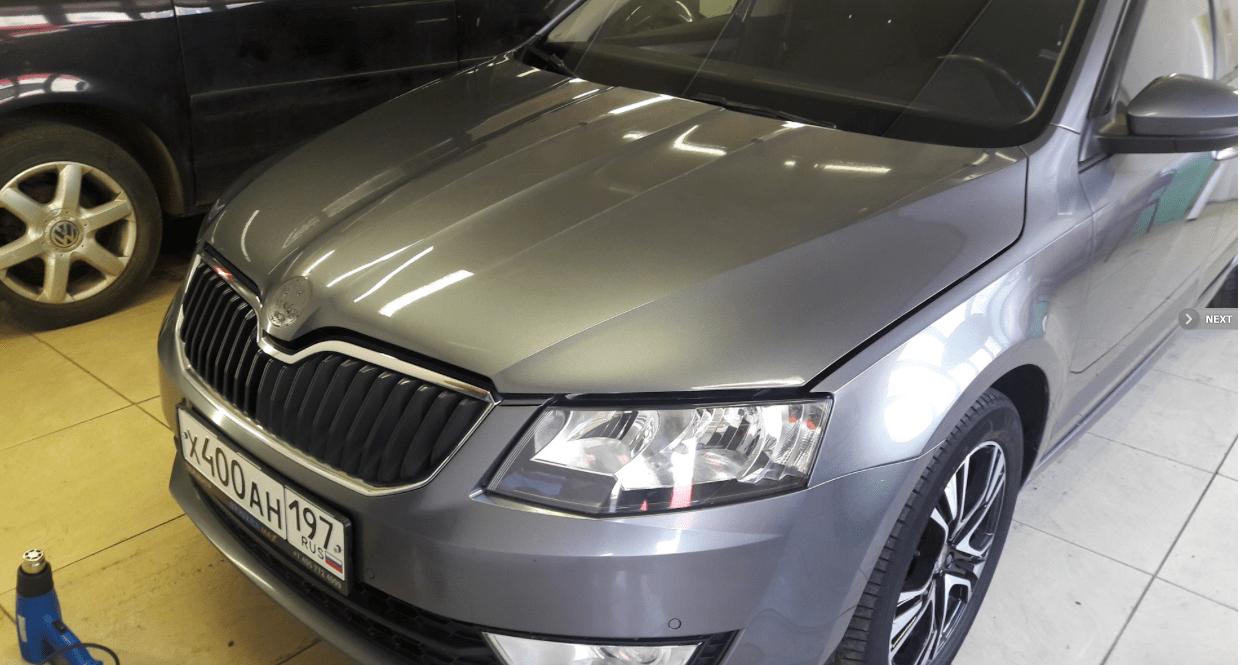 Антигравийная защита для автомобилей Mercedes-Benz в Москве, ImageCars