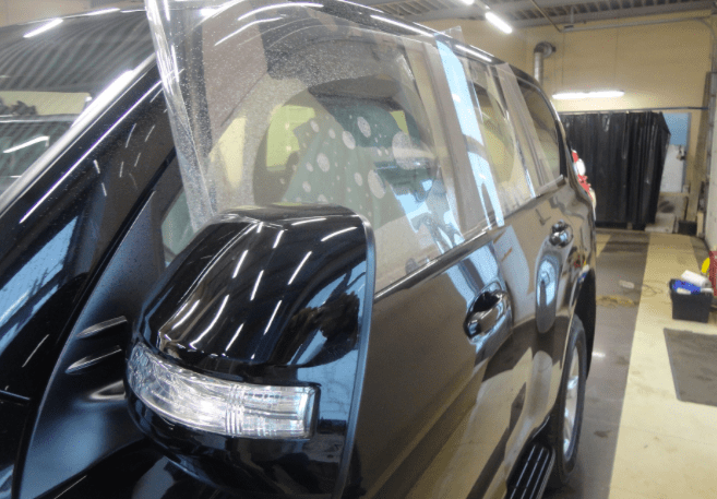 Бронирование фар своими руками, ImageCars
